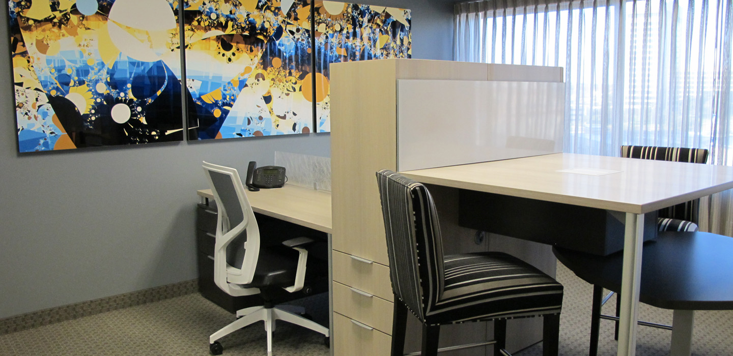 Executive Interiors Office